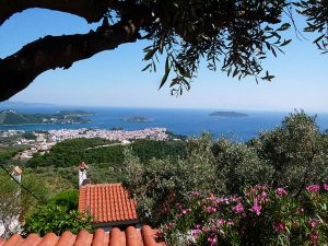 skiathos villas, luxury holidays skiathos, owners direct skiathos